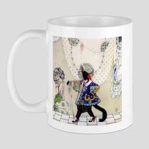 Kay Nielsen's Puss In Boots Mug