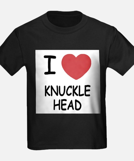 I heart knucklehead T-Shirt