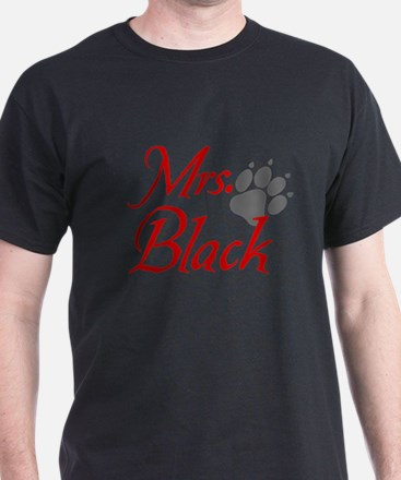 Mrs. Black T-Shirt