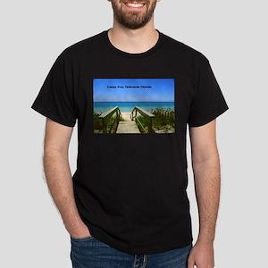 Nokomis Beach Dark T-Shirt