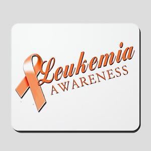 Leukemia Awareness Mousepad