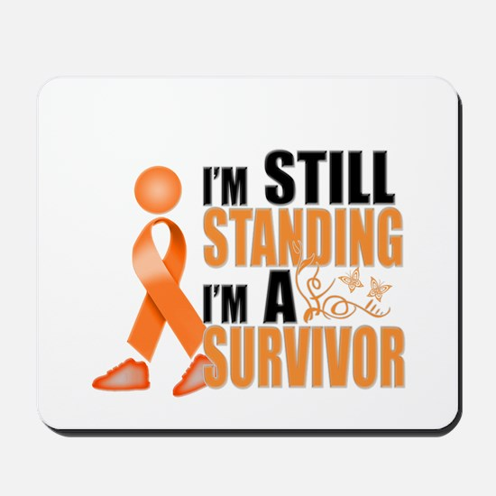 Still Standing I'm A Survivor Mousepad