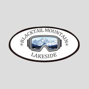 Blacktail Mountain - Lakeside - Montana Patch