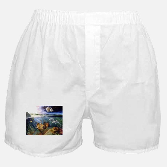 Cute Nelson Boxer Shorts