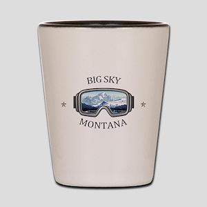Big Sky - Big Sky - Montana Shot Glass
