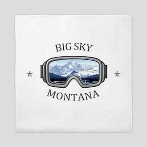 Big Sky - Big Sky - Montana Queen Duvet