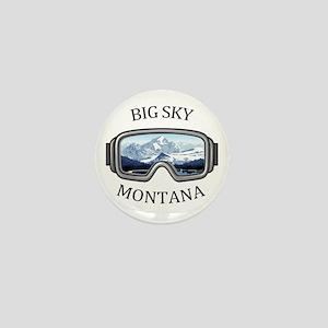 Big Sky - Big Sky - Montana Mini Button
