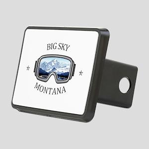 Big Sky - Big Sky - Mont Rectangular Hitch Cover