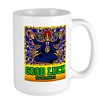 Good Luck Dobbs SubGenius Large Mug