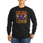 LERN Long Sleeve Dark T-Shirt