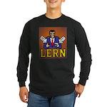 LERN Long Sleeve Dark T-Shirt