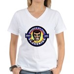 14 X-Day Good/Evil Women's V-Neck T-Shirt