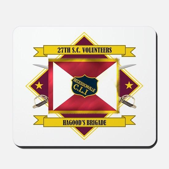 27th SC Volunteers Mousepad