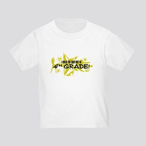ROCK SNOT OUT - 4TH GRADE Toddler T-Shirt