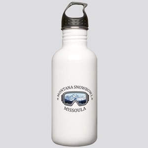 Montana Snowbowl - M Stainless Water Bottle 1.0L
