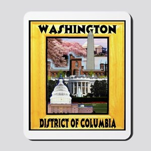 Washington D.C. Mousepad