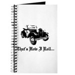 Journal - Model A Ford That's how I Roll