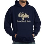 Hoodie (dark) - Model A Ford That's how I Roll