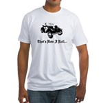 Fitted T-Shirt - Model A Ford That's how I Roll