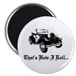 """2.25"""" Magnet (10 pack) - Model A Ford That's"""