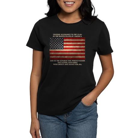 The Pledge Women's Dark T-Shirt