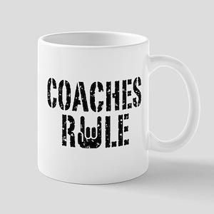 Coaches Rule Mug