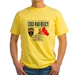 Cold War Relic Yellow T-Shirt