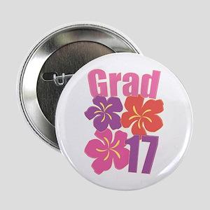"""Grad 2017 2.25"""" Button"""