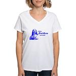 taking Brethren seriously Women's V-Neck T-Shirt