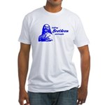 taking Brethren seriously Fitted T-Shirt