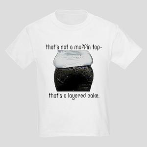 Muffin Top Kids Light T-Shirt