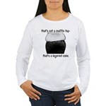 Muffin Top Women's Long Sleeve T-Shirt