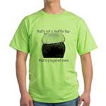 Muffin Top Green T-Shirt