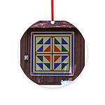 Album Ornament (Round)