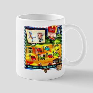 Gould's Fifteenth Microcar Cl Mug
