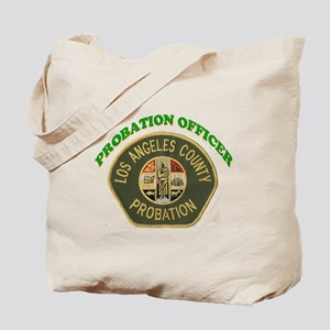 L.A. County Probation Officer Tote Bag