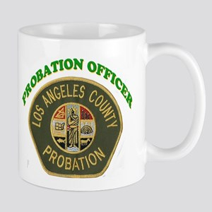 L.A. County Probation Officer Mug