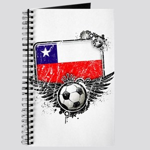 Soccer Fan Chile Journal