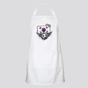 Soccer Fan South Korea Apron