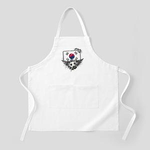 Soccer Fan South Korea Apron