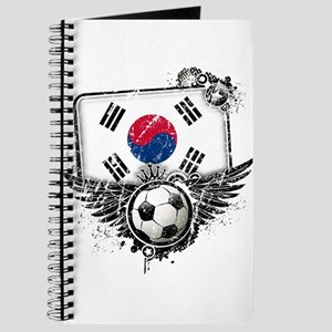 Soccer Fan South Korea Journal