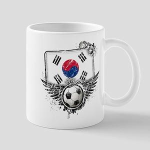 Soccer Fan South Korea Mug