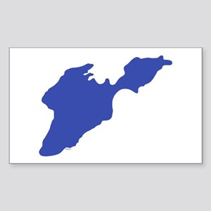 Put-in-Bay Sticker (Rectangle)