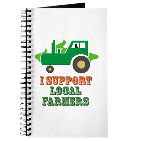 I Support Local Farmers Journal