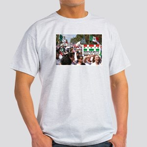 HERE THEY COME! - Light T-Shirt