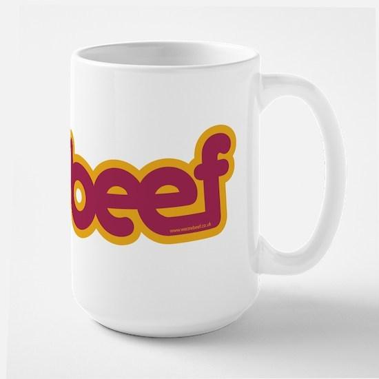 Beef Large Mug