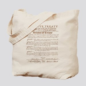 Twilight Cullen Treaty Tote Bag