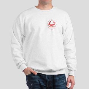 RED UNITY LOGO Sweatshirt