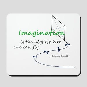 """The Highest Kite"" Mousepad"