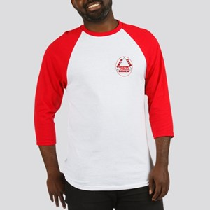RED UNITY LOGO ONLY Baseball Jersey